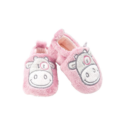 Chaussons pramshoes graphique girl Noukies