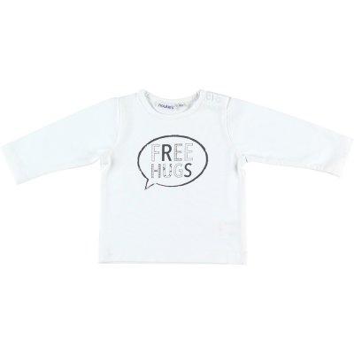 Ensemble mantelet réversible , tee-shirt et legging gris en coton bio Noukies