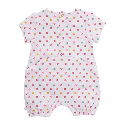 Pyjama combi manches courtes graph girl Noukies