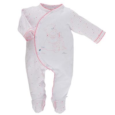 Pyjama dors bien jersey aop cocon girl Noukies