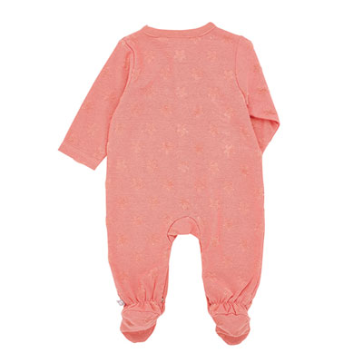 Pyjama dors bien jersey pêche mix and match Noukies