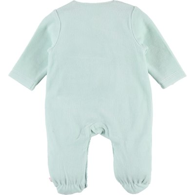 Pyjama dors bien velours imagine aqua paco yoga Noukies