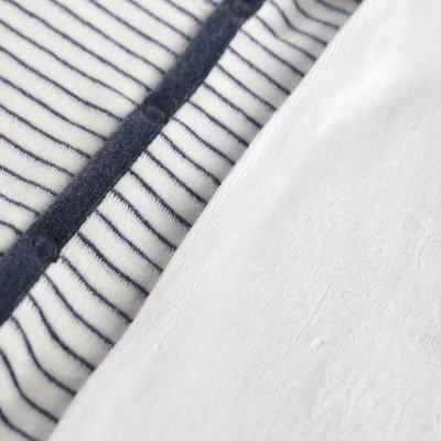 Lot de 2 pyjamas dors bien velours graphic Noukies