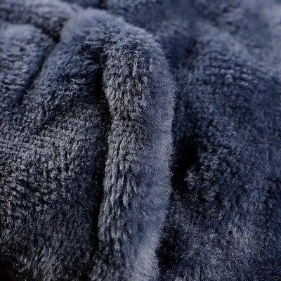 Bonnet chapka groloudoux bleu Noukies