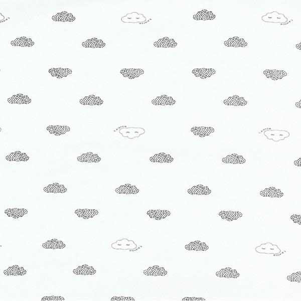 Couverture veloudoux 75 x 100 cm timeless Noukies