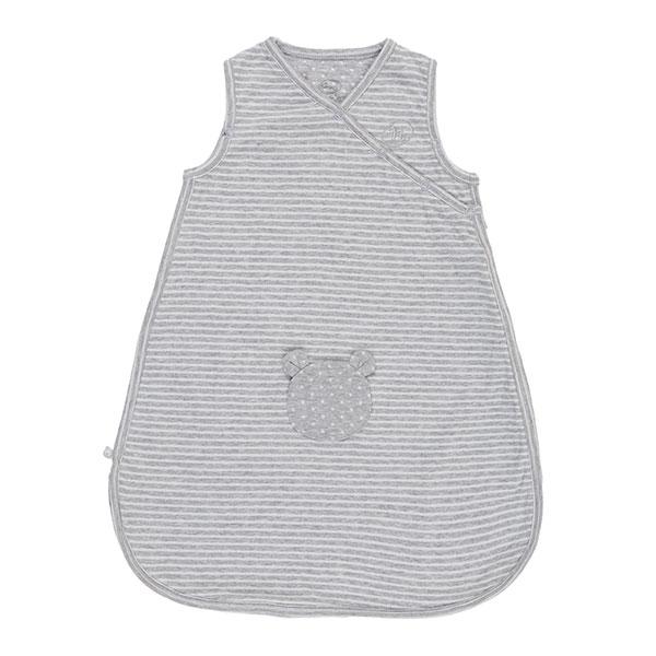Gigoteuse en jersey 50 cm gris clair Noukies