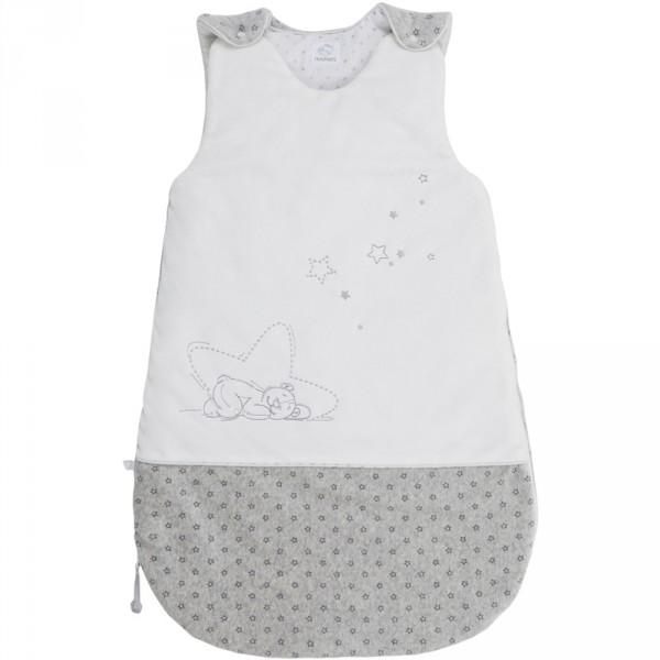 Gigoteuse bébé 70cm avec personnages poudre d'etoiles Noukies