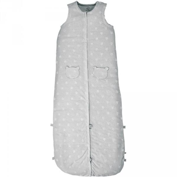 Gigoteuse 90-110 cm jersey gris clair Noukies