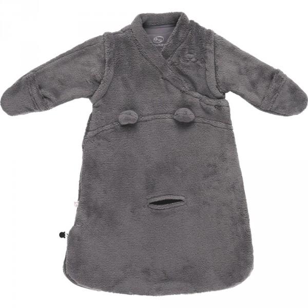 Gigoteuse groloudoux 50 cm gris foncé Noukies