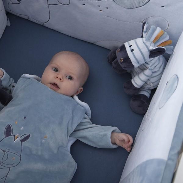 Peluche bébé zébrito medium Noukies
