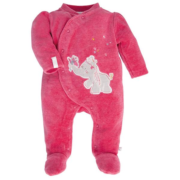 Pyjama framboise anna et pili Noukies