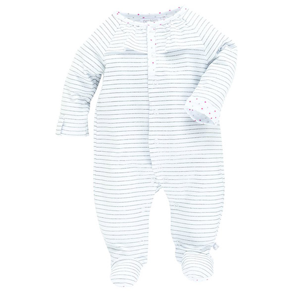 Pyjama dors bien jersey rayé bord de mer girl Noukies