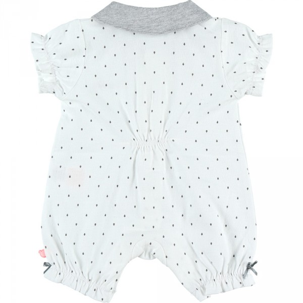 Pyjama combishort timeless fille Noukies