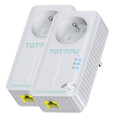 Kit zéro emission plc Nattou
