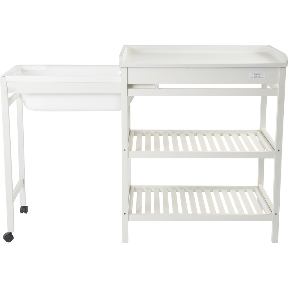 Soldes table langer b b et meuble de bain milk 28 sur for Table a langer en solde