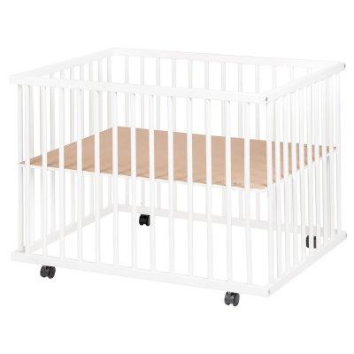 Parc bébé aline white Quax