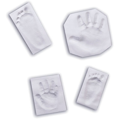 Baby art Magnets keepsake