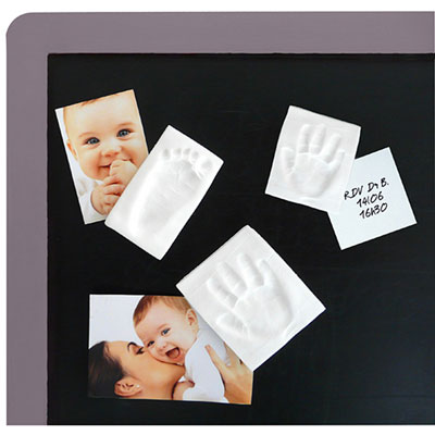 Baby art Magnets keepsake