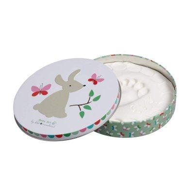 Boîtes d'empreintes magic box lapin edition limitée par fifi mandirac Baby art