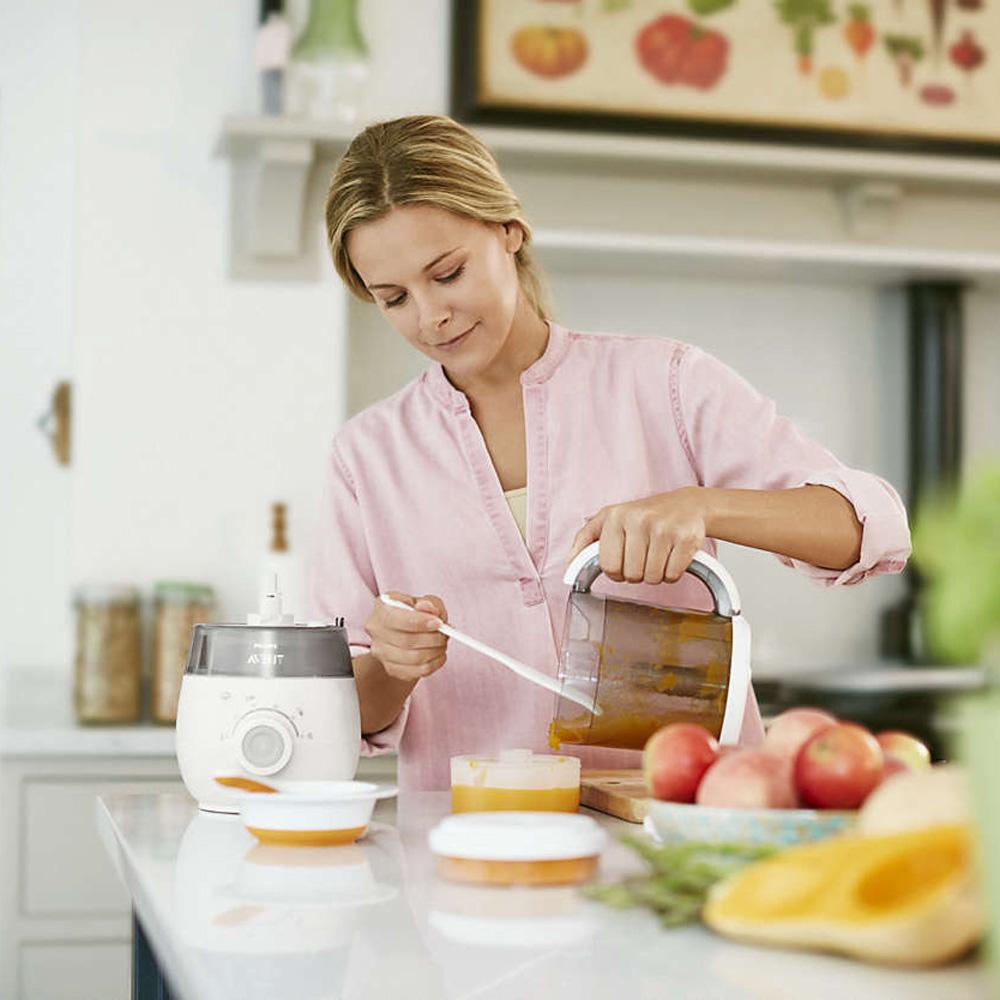 Robot de cuisine maxisaveurs cuiseur mixeur de avent - Vente privee pour bebe ...