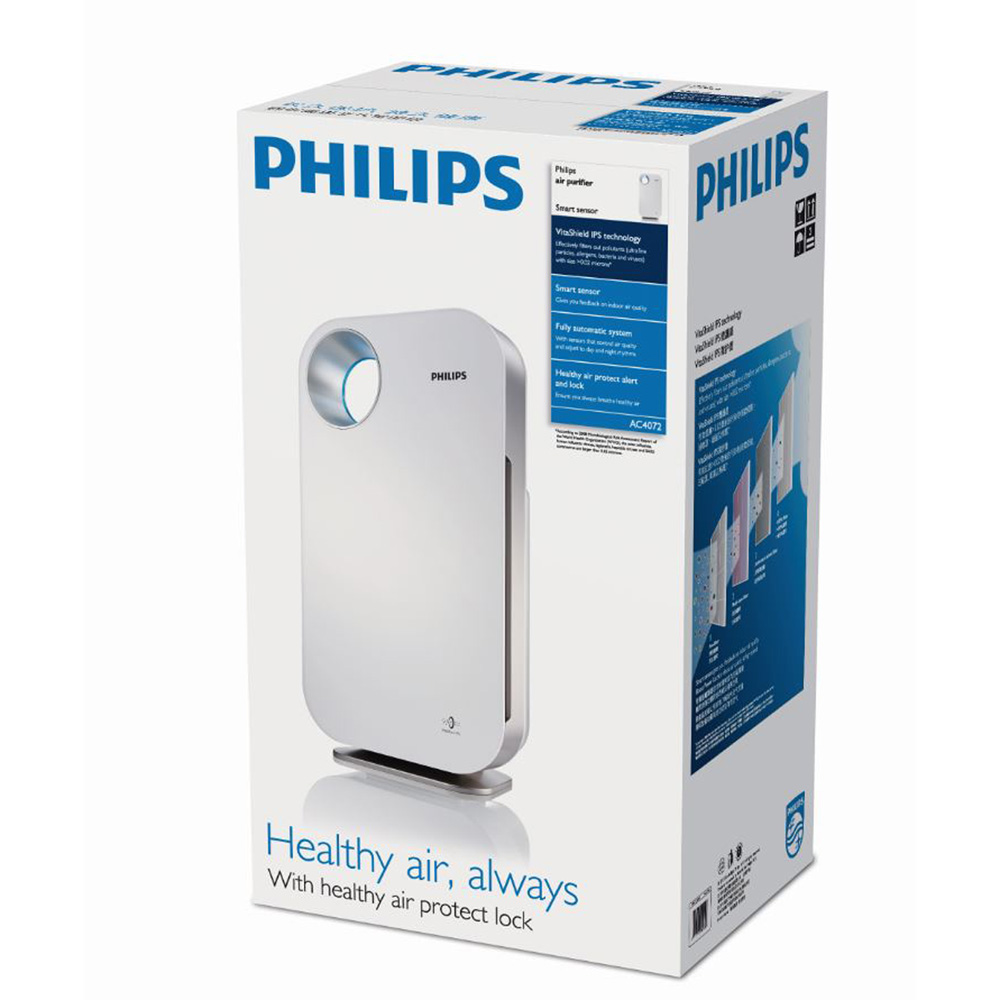 purificateur d 39 air ac4072 11 de avent philips sur allob b. Black Bedroom Furniture Sets. Home Design Ideas