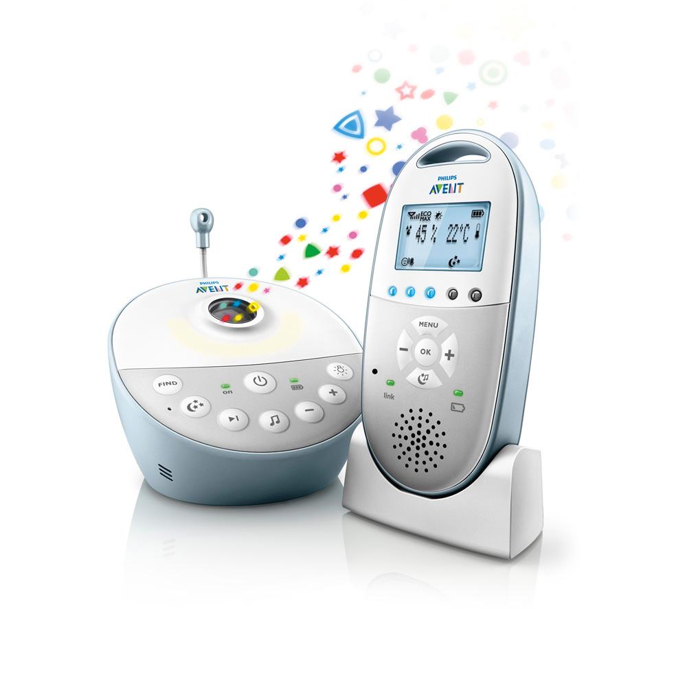 babyphone dect scd580 00 de avent philips sur allob b. Black Bedroom Furniture Sets. Home Design Ideas