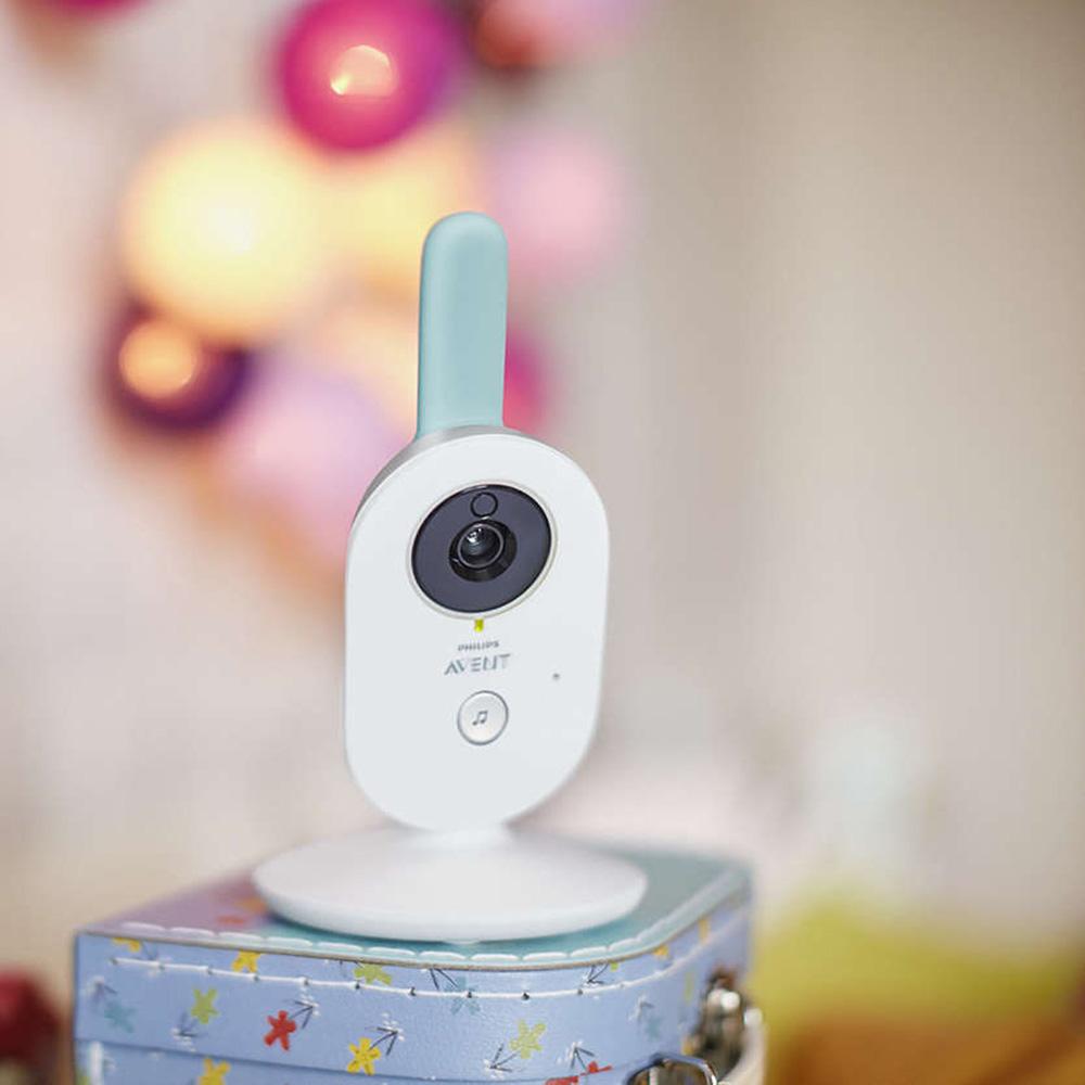 babyphone video babycam scd620 01 de avent philips sur allob b. Black Bedroom Furniture Sets. Home Design Ideas