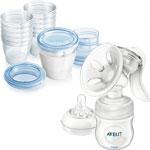 Coffret tire lait + systeme de conservation de Avent-philips