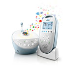 Babyphone dect baby monitor scd580 pas cher