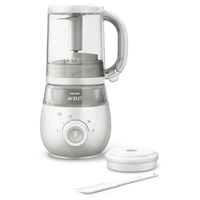 Robot de cuisine maxisaveurs cuiseur/mixeur