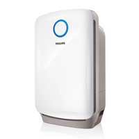 Purificateur et humidificateur d'air 2 en 1 ac4080/10