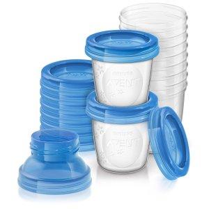 Système conservation pour lait maternel