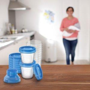 Avent-philips Système conservation pour lait maternel