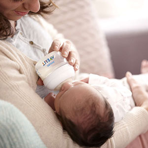 Avent-philips Biberon natural nouveau né 60 ml