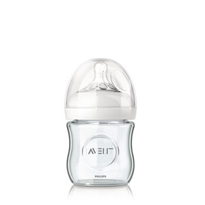 Avent-philips Biberon verre natural 120 ml