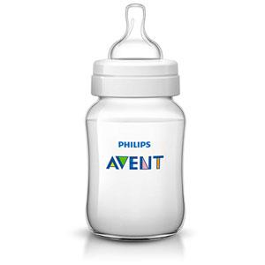Avent-philips Biberon classic + 260 ml