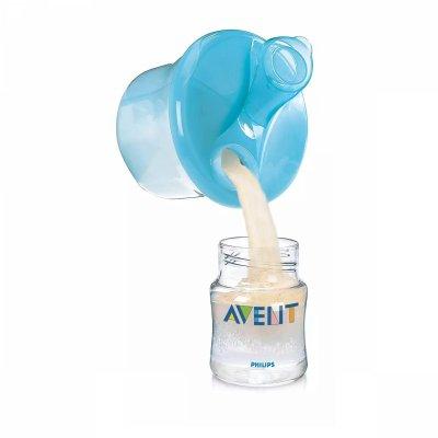 Doseur de lait en poudre bleu Avent-philips