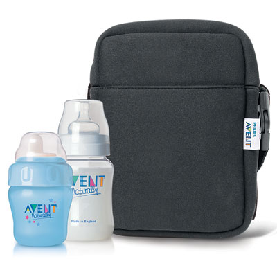 Sac isotherme thermabag noir Avent-philips