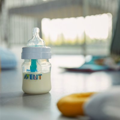 Biberon anticolique avec airfree 125ml Avent-philips