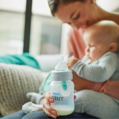 Biberon anticolique avec air free vent - 260ml Avent-philips