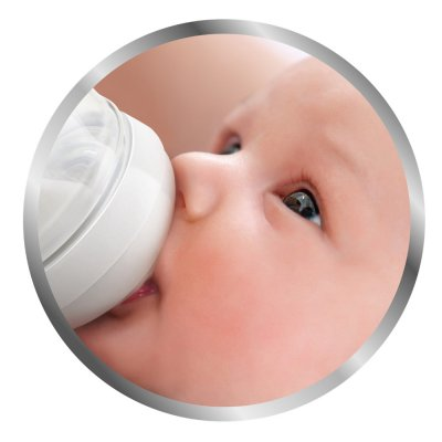 Biberon natural 125ml Avent-philips