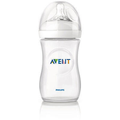 Avent-philips Lot de 2 biberons natural 260 ml 1