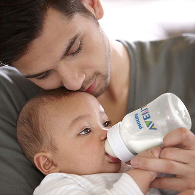 Biberon classic + 260 ml Avent-philips
