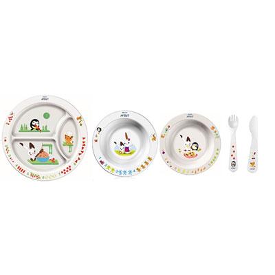 Set de repas complet - 2eme âge Avent-philips