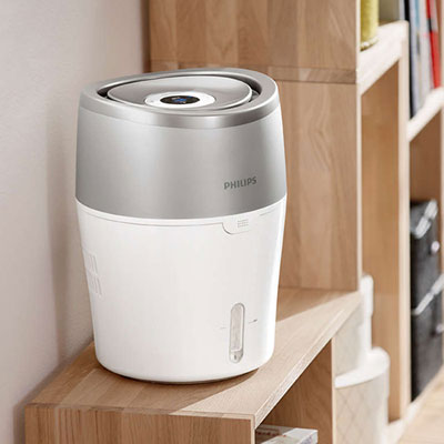 Humidificateur d'air silver Avent-philips