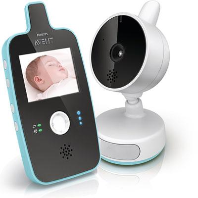 Babyphone digital vidéo scd603/00 Avent-philips