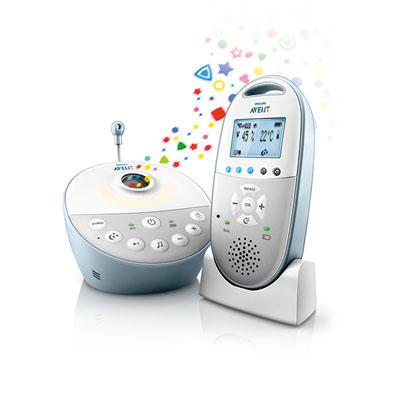 Babyphone dect scd580/00 Avent-philips