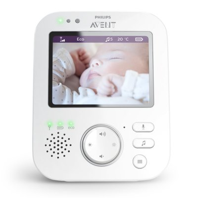 Babyphone vidéo babycam scd845/26 Avent-philips