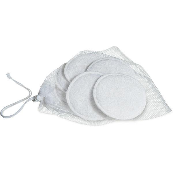 6 coussinets d'allaitement lavables Avent-philips