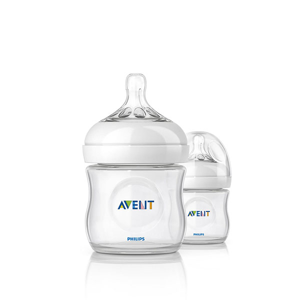 Kit biberons nouveau né natural Avent-philips